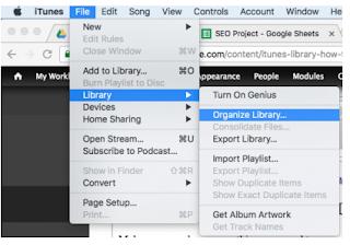 Cara Mentransfer Musik Anda dari iTunes Library ke Hard Drive Eksternal