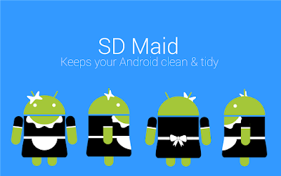 Free Download SD Maid Pro - System Cleaning Tool APK Terbaru v4.4.1 Full Unlocker