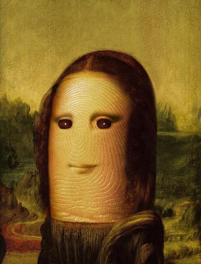 lukisan jari paling keren kreatif unik dan juga inovatif karya dito von tease-9