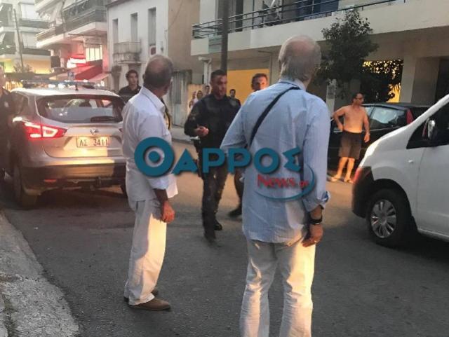 Άγρια συμπλοκή με τραυματισμό αστυνομικών στο κέντρο της Καλαμάτας (βίντεο)