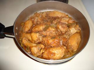 Chicken Wings Adobo