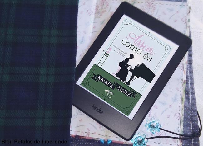 Livro, Assim-como-es, Naiara-Aimee, romance-de-epoca, kindle-unlimited, editora-portal-reino