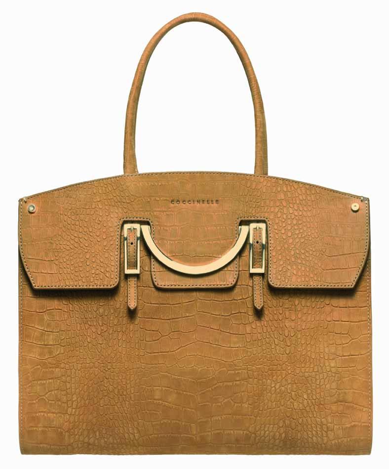Il Celeste è il viral fashion tender per l inverno 2013. Volete sapere di  cosa stiamo parlando di Celeste la Icon Bag di Coccinelle che NATASHA  STEFANENKO ... 298c6fb74f0