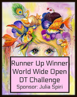 I'm a Runner Up in the World Wide Open Design Team Challenge