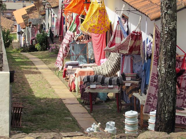 Artesanato em Congonhas - MG