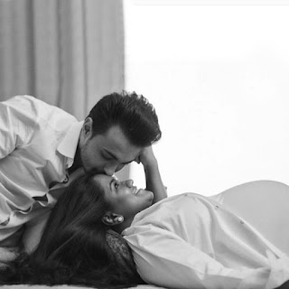 Arpita Khan Lovely Pics with Hubby Aayush Sharma