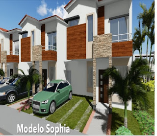 2 floor housing complex in portoviejo