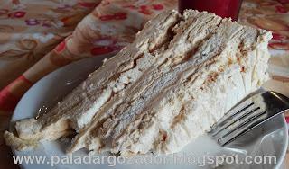 El Sauce Lo Abarca torta merengue
