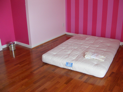 Kids and teens the floor bed for Flooring for child s bedroom
