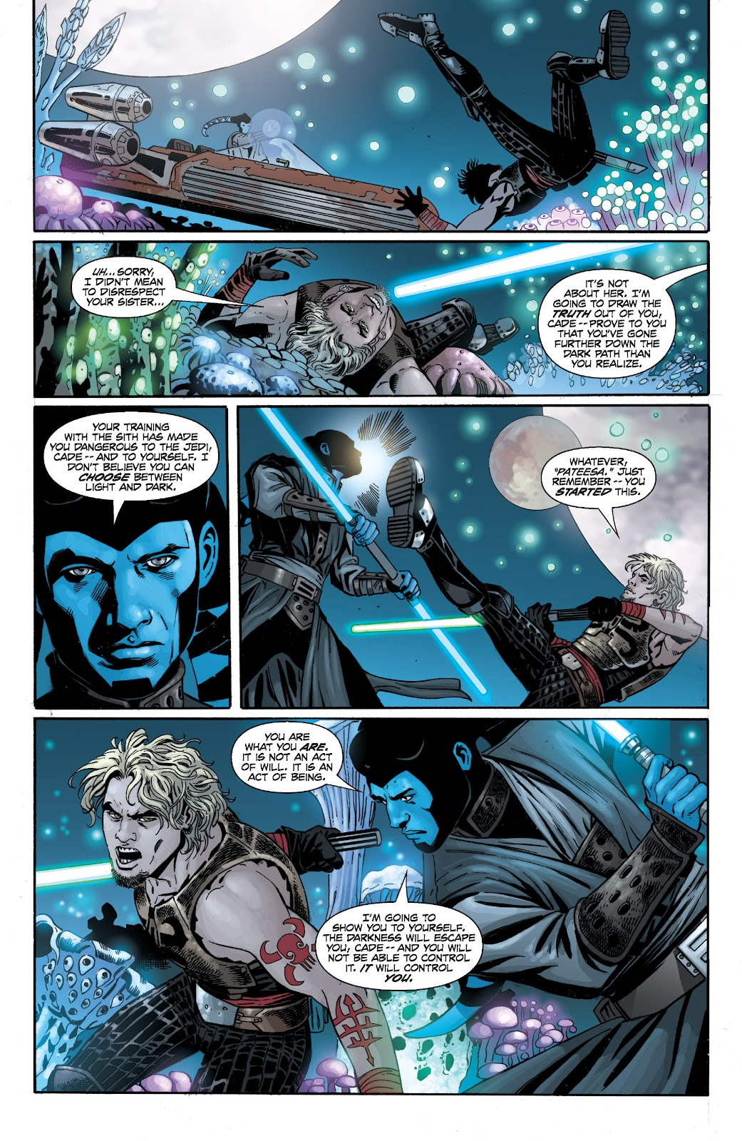 Read online Star Wars Legends: Legacy - Epic Collection comic -  Issue # TPB 2 (Part 2) - 89