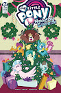 MLP Holiday Special #4 Comic Cover B Variant