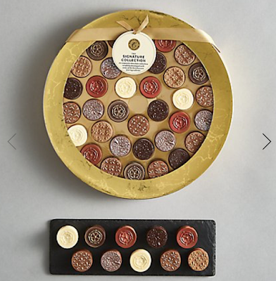 marks and spencer signature chocolate collection