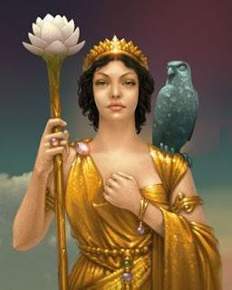 Hera, diosa de la guerra