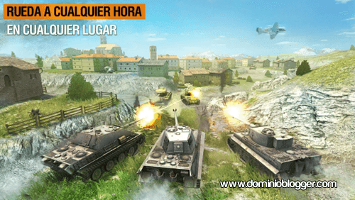 juego World of Tanks Blitz
