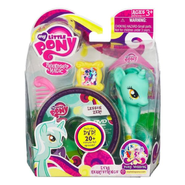 equestria daily mlp stuff lyra and trixie also available on toywiz