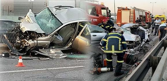 Ένα χθεσινό δυστύχημα και μια ιστορία από το μακρινό 1997