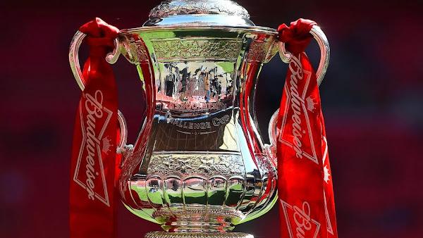 Cuplikan & Hasil Piala FA 2016 Putaran ke-4