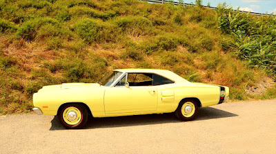 1969 Dodge Coronet Super Bee Hemi Side Left