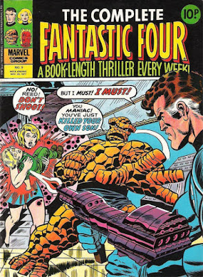 The Complete Fantastic Four #9