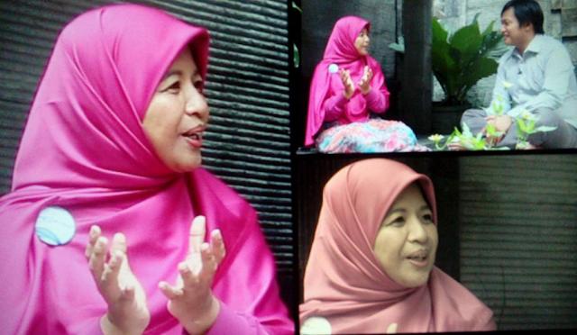 Septi Peni, Ibu Rumah Tangga Yang Tak Menyekolahkan 3 Anaknya Tapi Jangan Kaget Lihat Hasilnya...