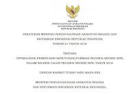 Contoh Soal Bahasa Indonesia Tes Cpns 2018 Lengkap Kunci Jawaban Dan