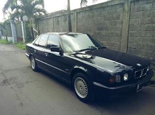 Jual BMW E34 520i M/T 1995