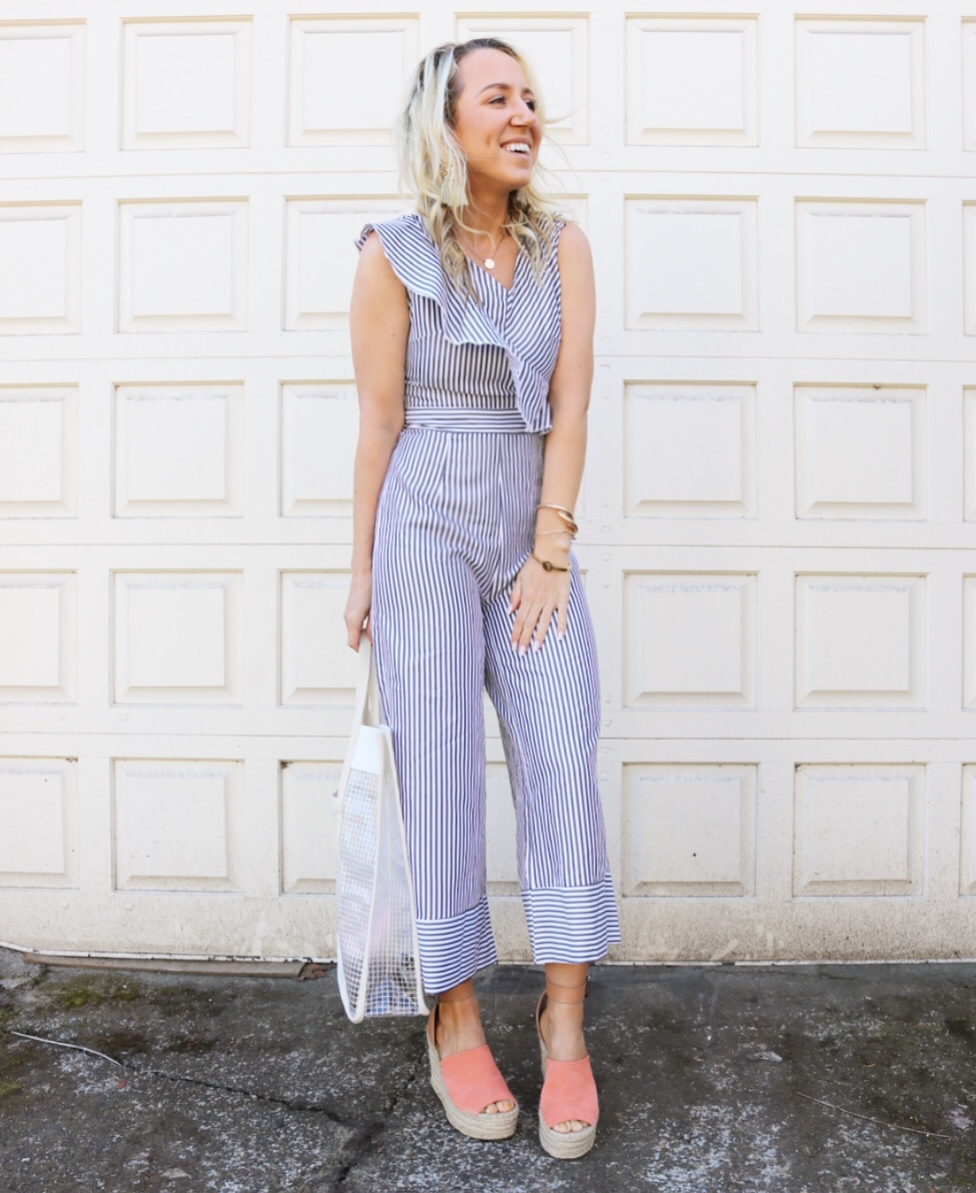 2019 year lifestyle- Jumpsuits trend