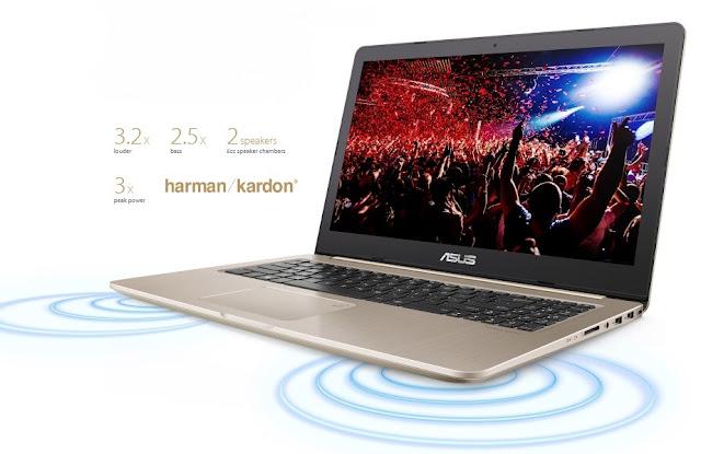 VivoBook Pro N580VD Review