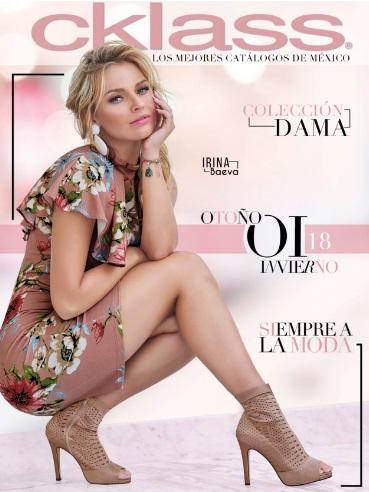 Cklass catalogo damas zapatos OI 2018 : Mexico