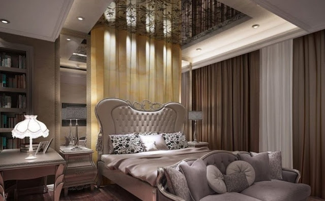 Elegant Grey Bedroom Sets