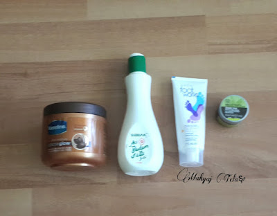 THE BODY SHOP AYAK KREMİ