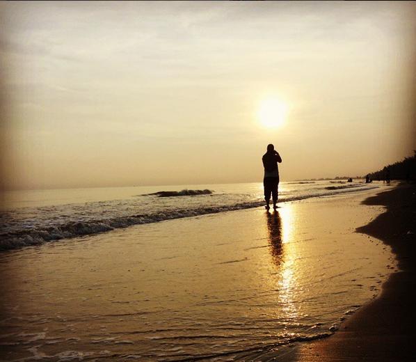 Wisata: Batang | Pantai Jodo/jodoh Buntu Gringsing, Batang, Jawa Tengah