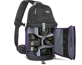 Best Budget Camera Sling/Backpack - Altura for DSLR and Mirrorless Cameras
