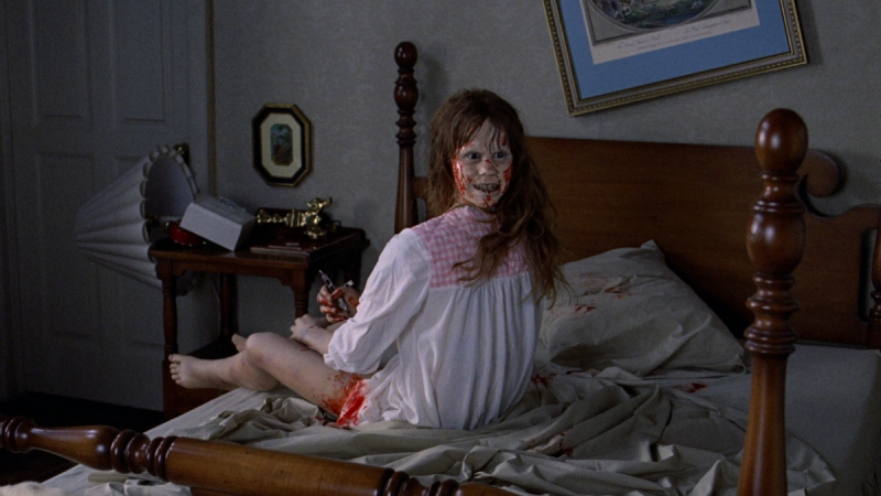 The Exorcist (William Friedkin, 1973)