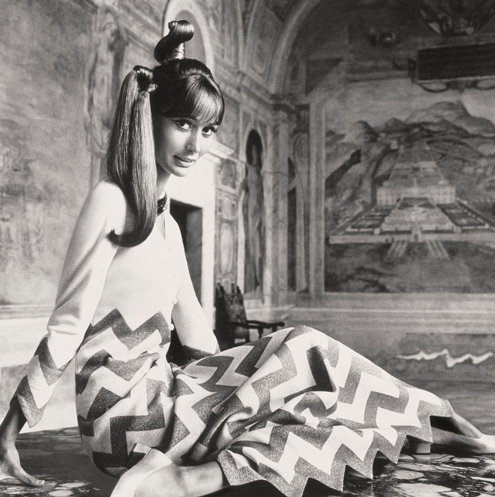 Mila Schon designs 1968