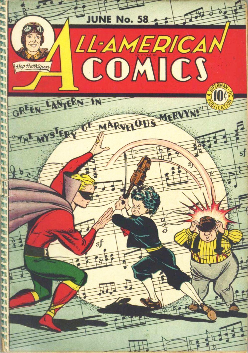 All-American Comics (1939) 58 Page 1
