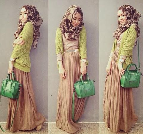 Gambar Model Busana Muslim Remaja