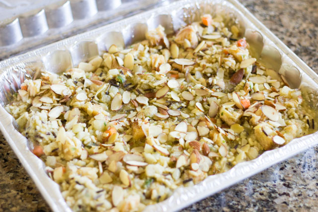 Chicken and rice bake - so yummy and the perfect freezer meal!