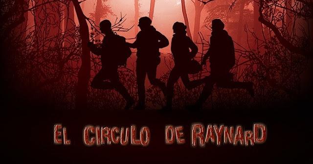 El Círculo de Raynard (2014), poster de la película dirigida por María Valle y Manuel Vidal