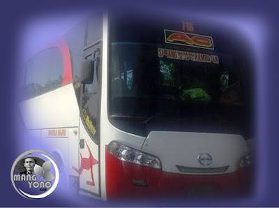 Bus Warga Baru Subang - Kampung Rambutan, Transportasi Warga Subang ke Kota Jakarta