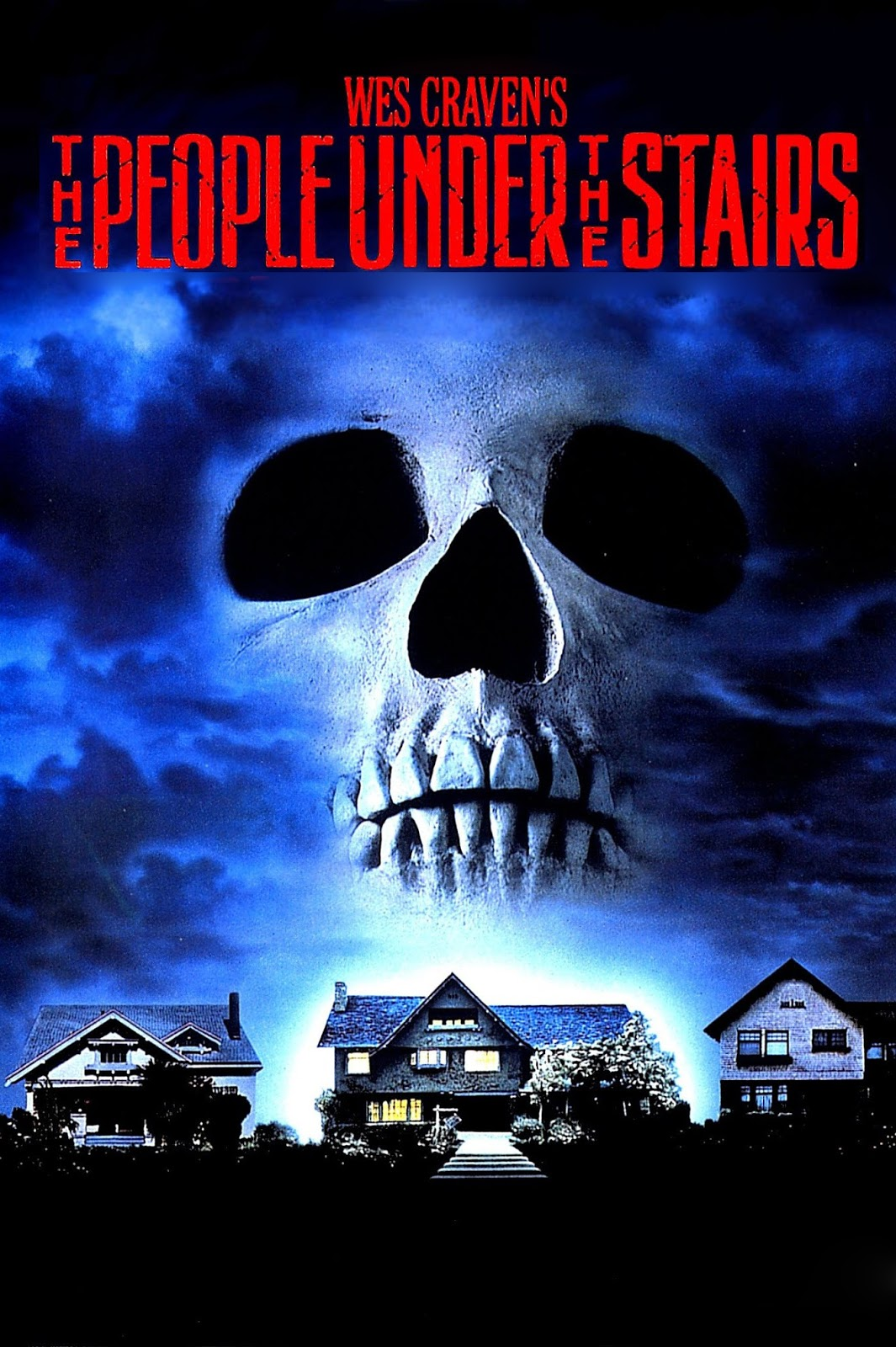 The People Under the Stairs [1991] [DVDR] [NTSC] [Latino]