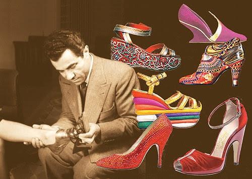 Sepatu Wedges - High Heels Aman Rancangan Salvatore Ferragamo 1510bcc37f