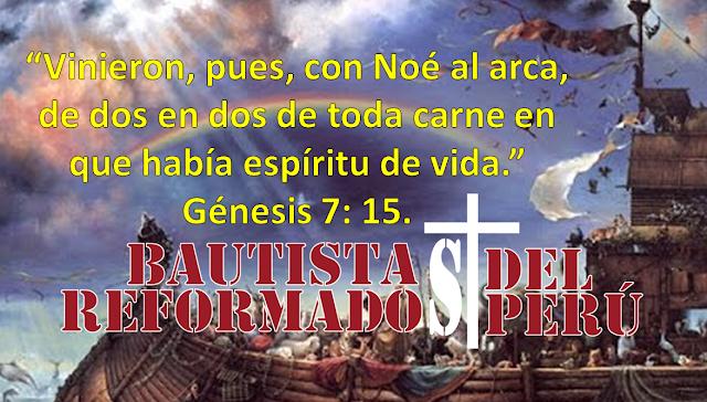 La Parábola del Arca (Gn 7:15) – Charles Spurgeon