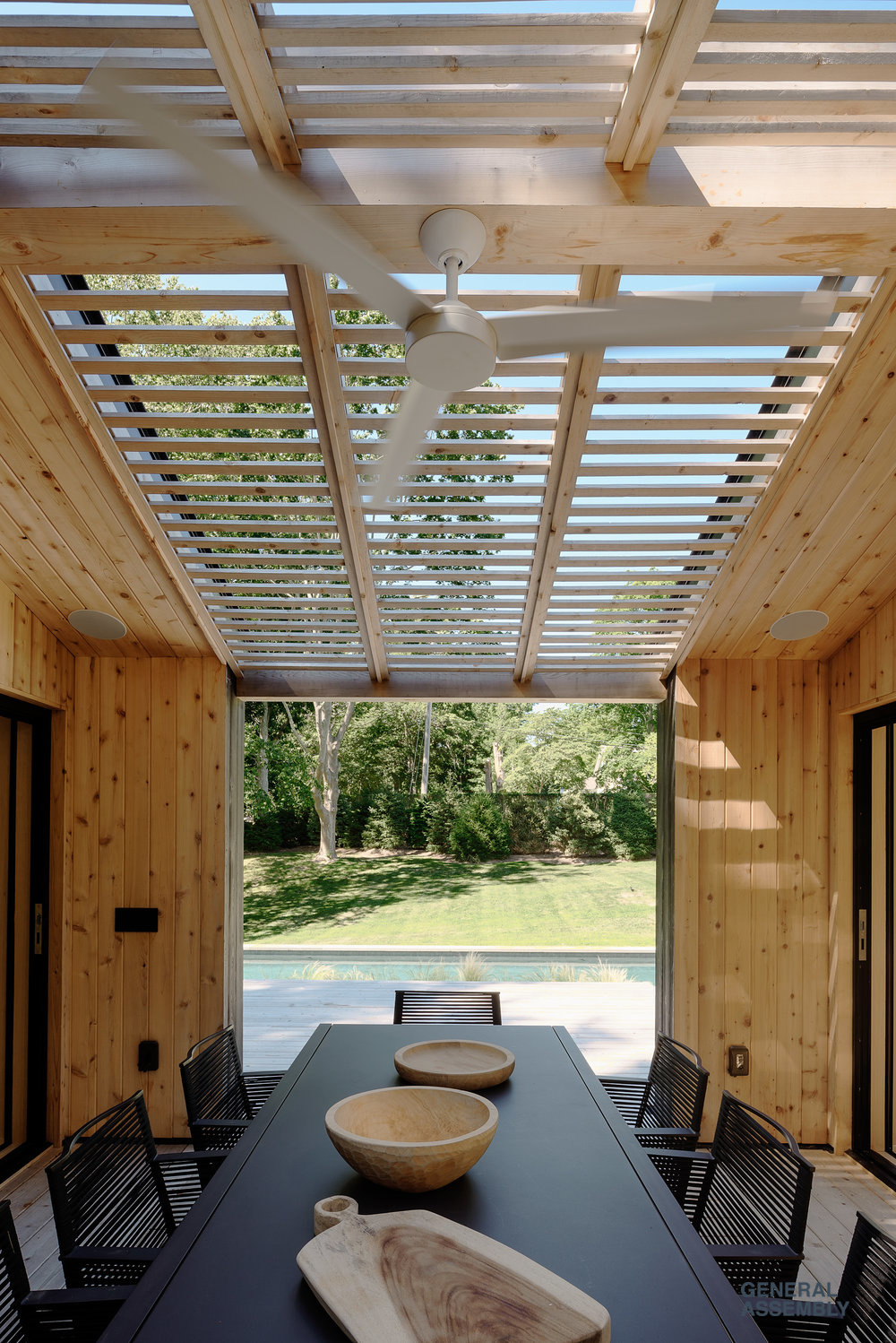 Tiny House Town Shelter Island Pool House