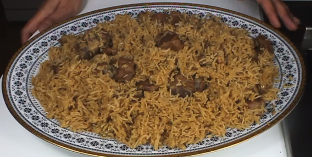 How To Make Simple Beef Pilau