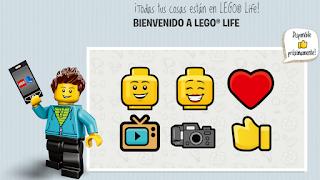 Lego Life la red social de Lego