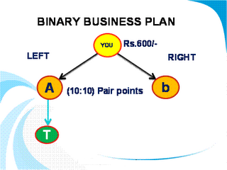 direct referral income in business plan