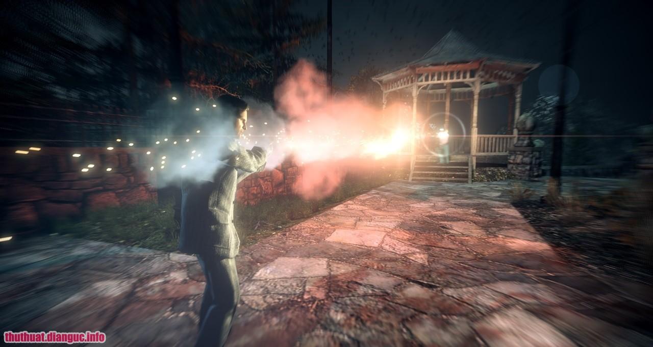Nội dung của game Alan Wake