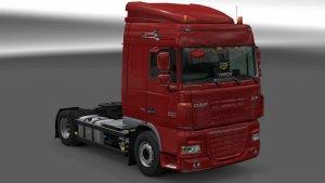 DAF XF 105 truck mod v 4.7 by vad&k