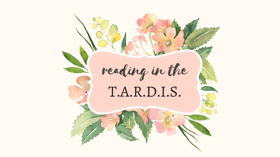 Reading in the T.A.R.D.I.S.